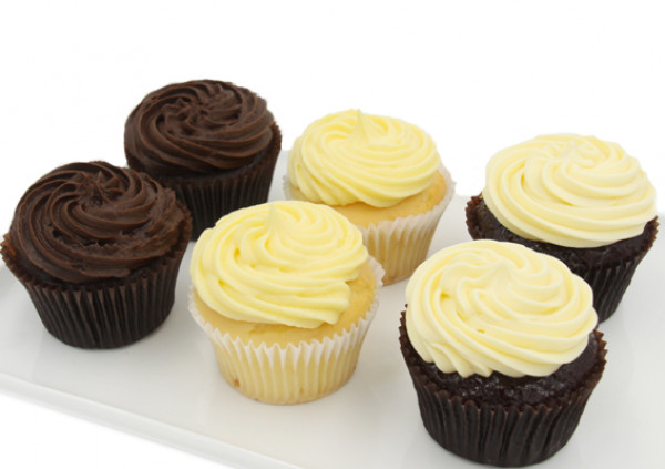 Cupcakes - 7cm - Assortment