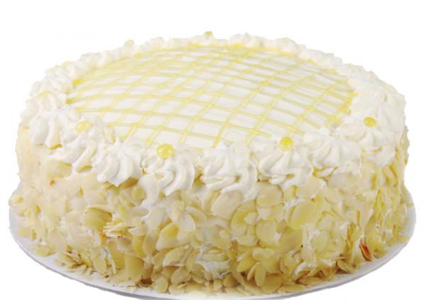 Lemon Indulgence Cake - Cakes 2 U
