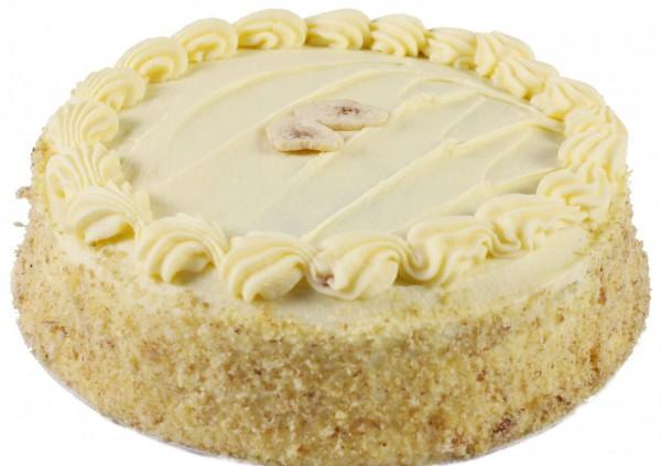 Banana Cake - Cakes 2 U