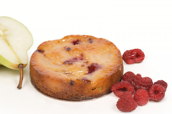 Gluten Free Pear & Raspberry Individuals