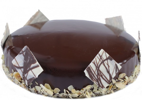 Gluten Free Chocolate Rocher Cake