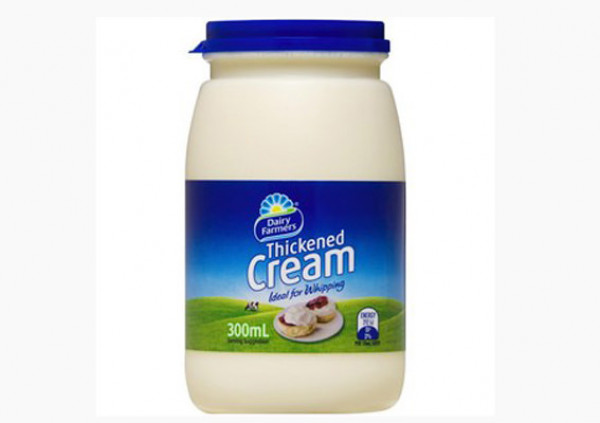 Thickened Cream