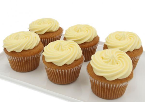Gluten Free Vanilla Cupcakes -7cm - Cakes 2 U