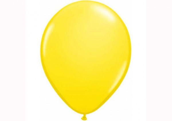 Qualatex Yellow - Cakes 2 U