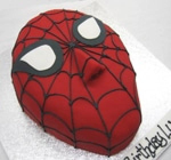 Spiderman - Cakes 2 U
