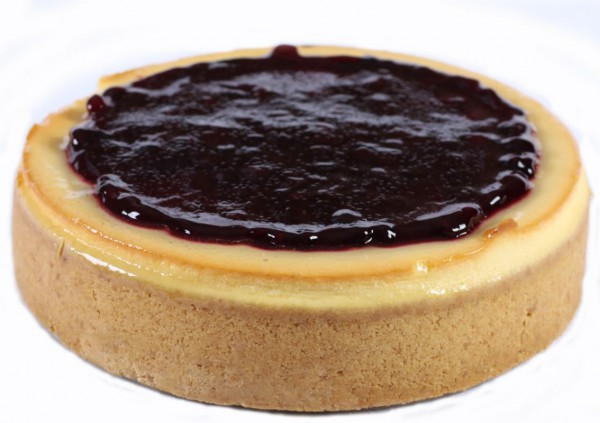 Blueberry New York Cheesecake