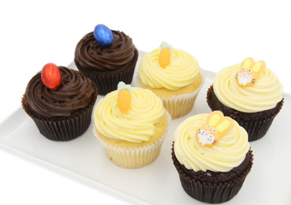 Easter Cupcakes - 7cm - Assortment