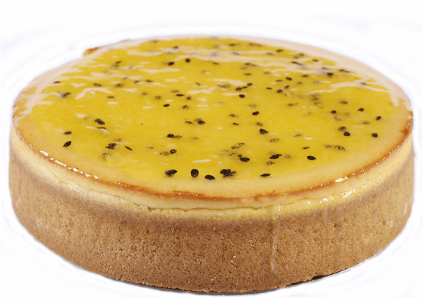 Passionfruit Baked Cheesecake