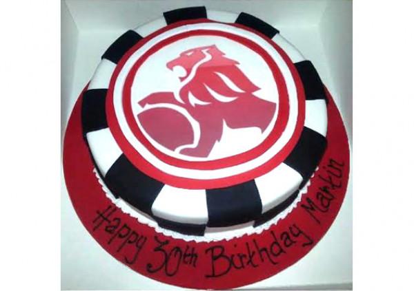 Holden - Cakes 2 U