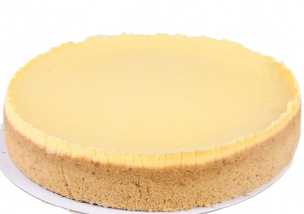 Plain Baked Cheesecake - Cakes 2 U