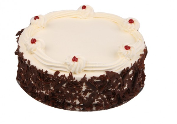 Chocolate Sponge Jam & Cream Cake – Larger
