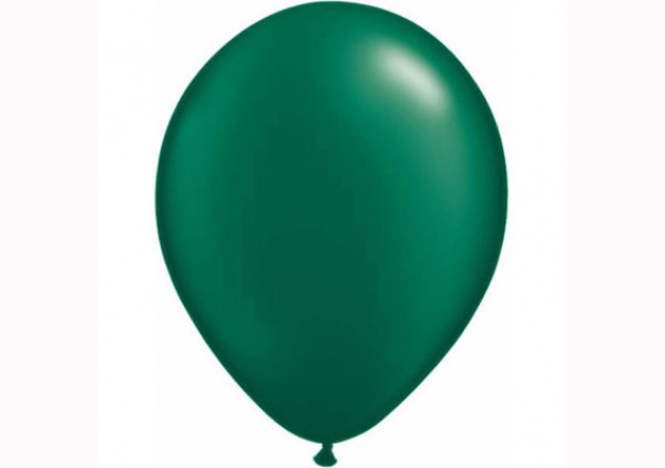 Qualatex Pearl Forest Green