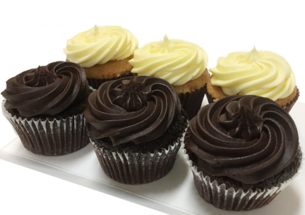 Gluten Free Assorted Cupcakes - 7cm