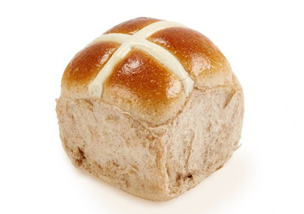 Hot Cross Buns - Fruitless
