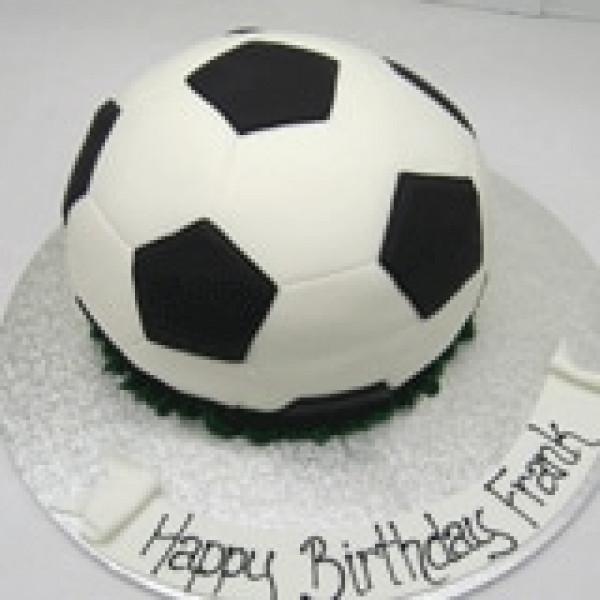 Soccer Ball - Cakes 2 U