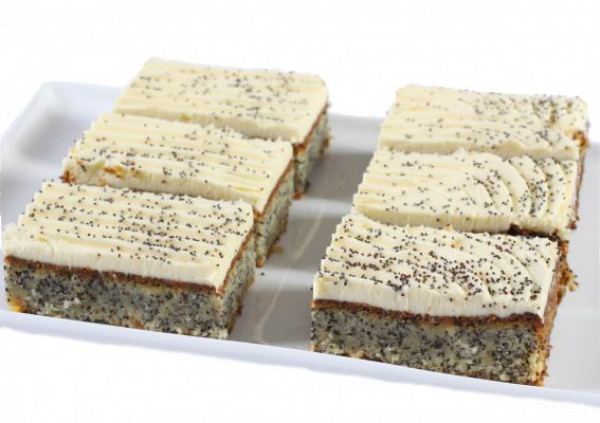 Orange & Poppyseed Slice