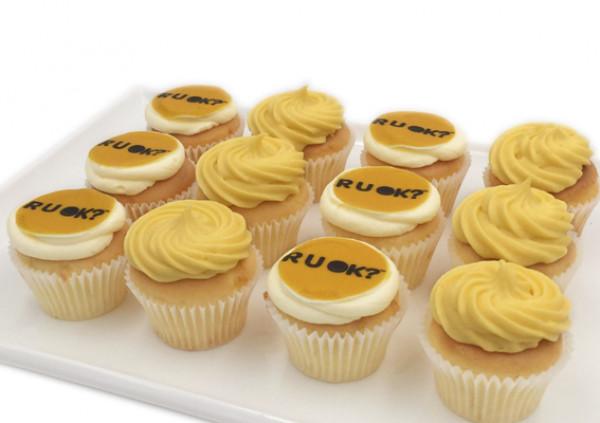 RUOK Cupcakes - 4cm