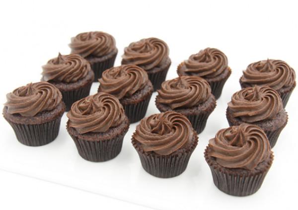 Gluten Free Assorted Cupcakes - 4cm - Cakes 2 U