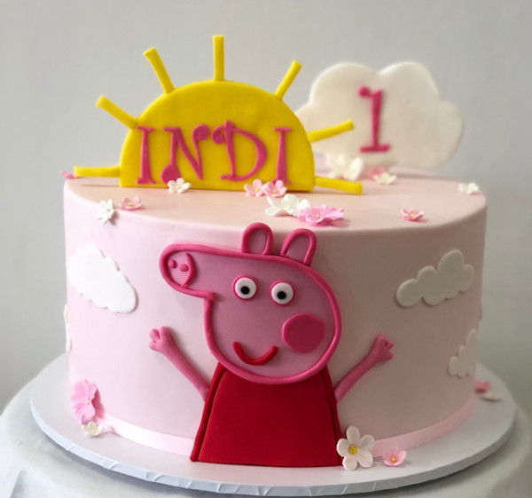 Peppa Pig - Cakes 2 U