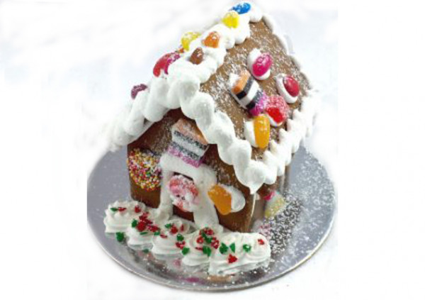 Gingerbread House Small