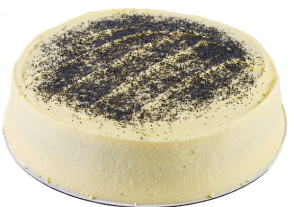 Orange Poppyseed Cake - Cakes 2 U